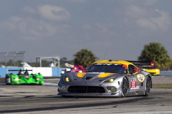 SRT Motorsports No. 93 SRT Viper GTS-R