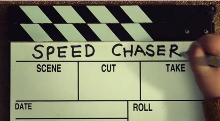 Speed Chaser Short