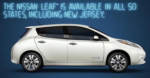 Nissan LEAF Twitter Account