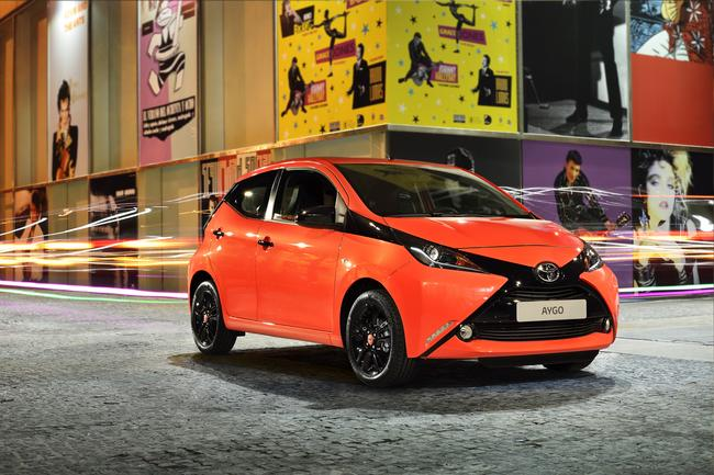 Toyota Safety Sense UK Aygo