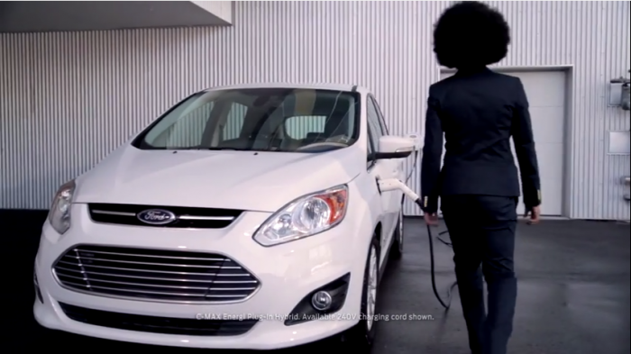 "Ford ""Upside"" ad"