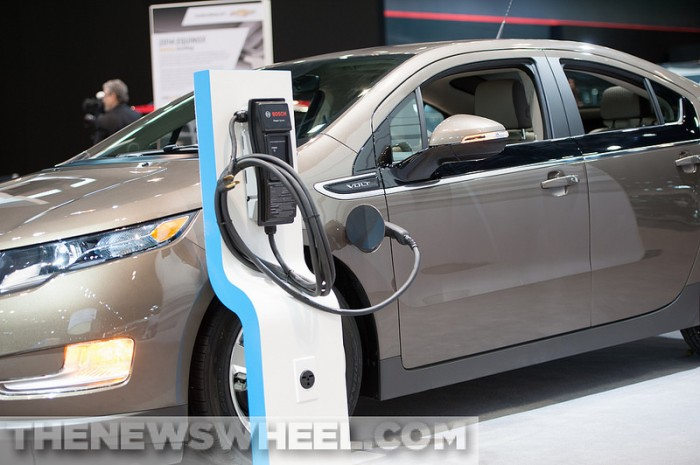 Chevrolet Volt | GM's Workplace Charging Efforts Recognized by DOE