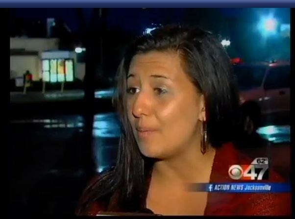 Woman Sets Man's Car on Fire at McDonald's