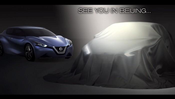 Nissan New Sedan Concept