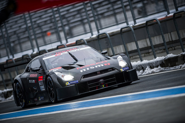 2014 SUPER GT Preview: Behold Nissan's Sexiest, Speediest Racecar Yet