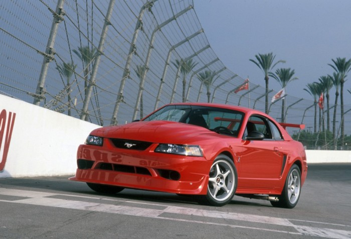2000 Cobra R Mustang