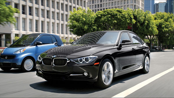 2013 BMW 3 Series Overview  The News Wheel