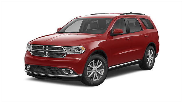 Chrysler Group SUVs recalled