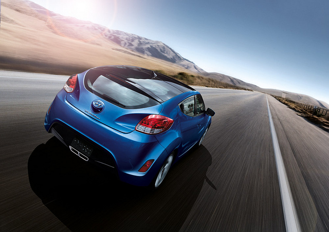 2013 Hyundai Veloster Overview