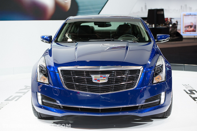 Cadillac sales in Europe