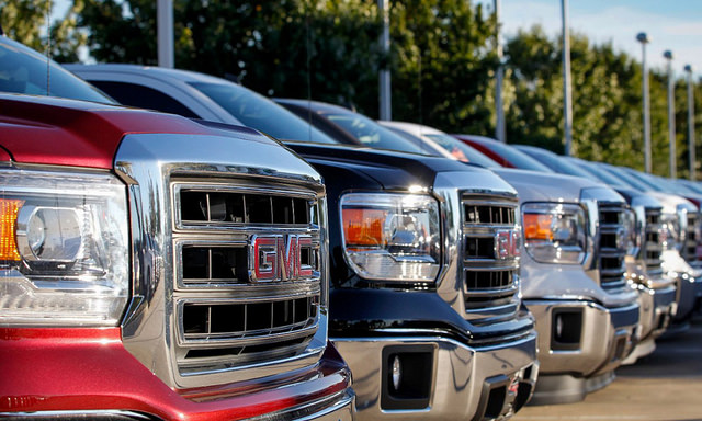 2014 GMC Sierra March Sales