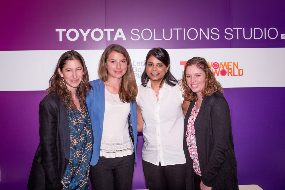 Toyota Mothers of Invention