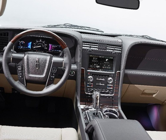 2015 Lincoln Navigator S Interior Introduces Exotic Ziricote Wood The News Wheel