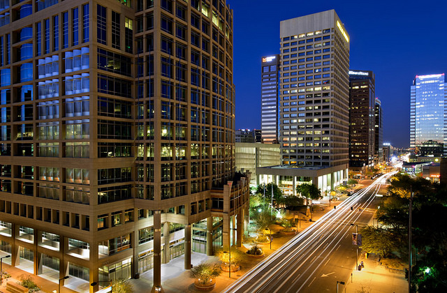 Getting Around in Phoenix: Navigating Downtown