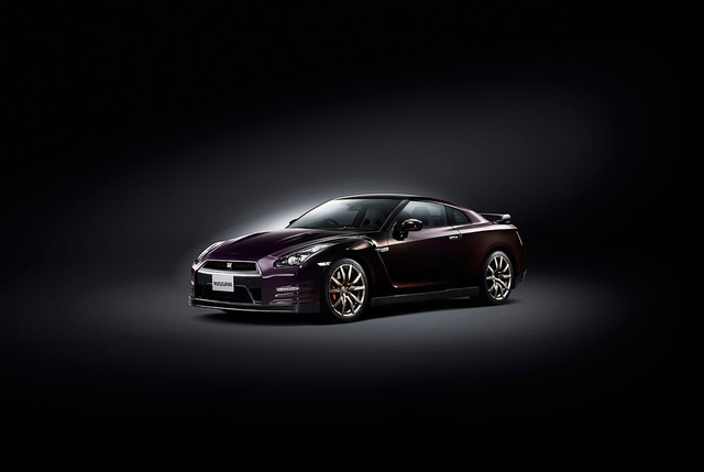 2014 Nissan GT-R Midnight Opal Special Edition Overview