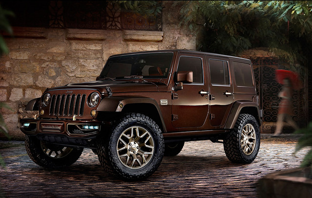 Chinese Jeep Concept