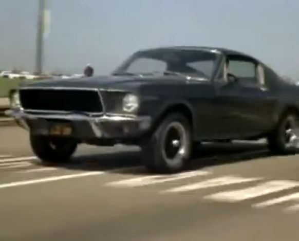 1968 390 V8 Ford Mustang GT Fastback