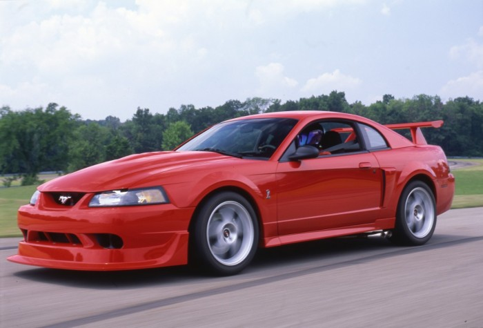 Mustang Of The Day 2000 Cobra R Svt Mustang The News Wheel