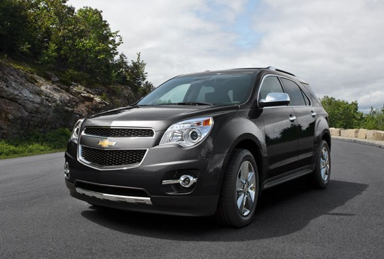 2013 Chevy Equinox Overview The News Wheel
