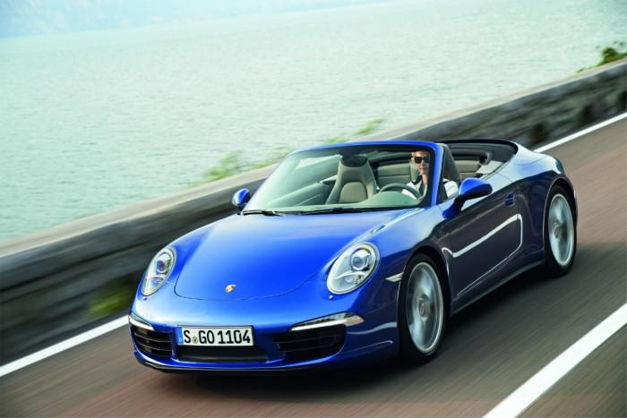 2013 Porsche 911 Overview