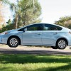 Prius Plug-In wireless charging