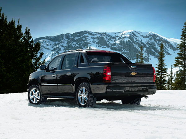 2013 Chevrolet Avalanche Overview