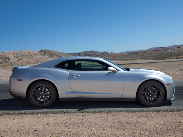 2013 Chevrolet Camaro Overview