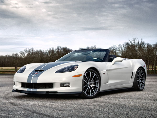 2013 Chevrolet Corvette Overview