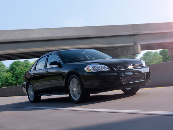 2013 Chevrolet Impala Overview