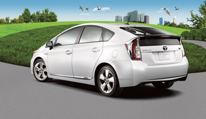 2013 Toyota Prius Overview