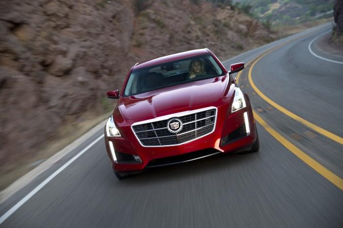 Cadillac Wins Edmunds Awards