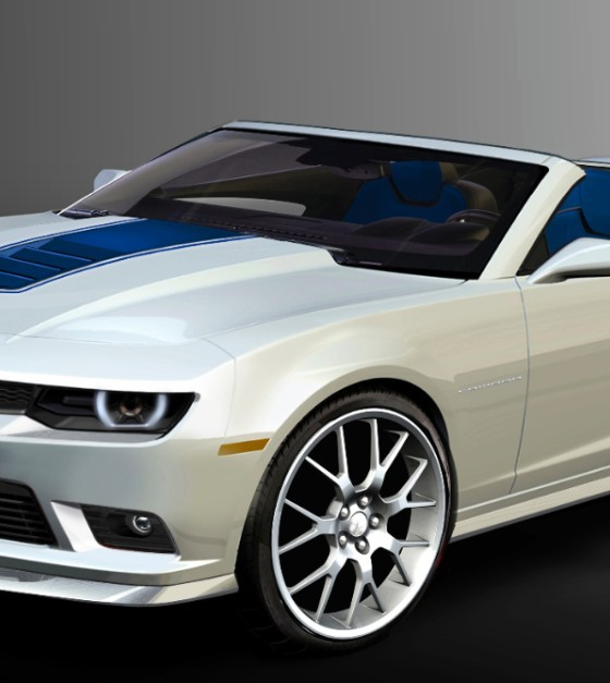 2014 Chevy Camaro Spring Special Edition Overview The