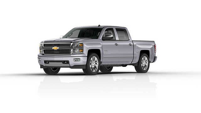 2014 Chevrolet Silverado High Country Overview