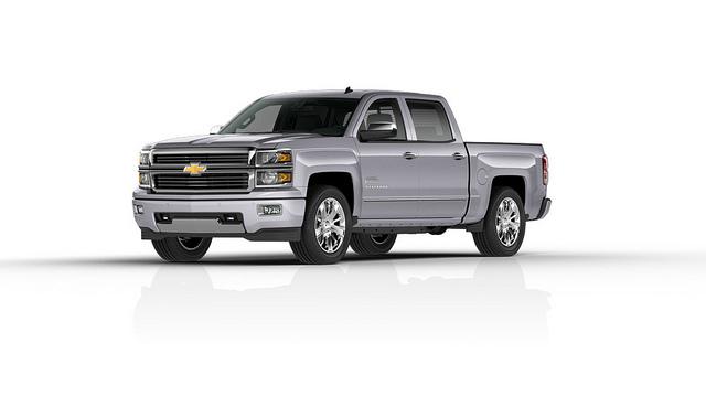2014 Chevrolet Silverado High Country Overview