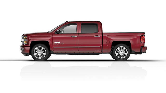 2014 Chevy Silverado High Country overview