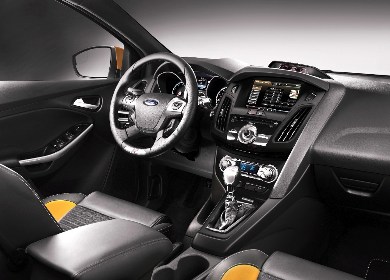 2014 Ford Focus St Overview The News Wheel Seats