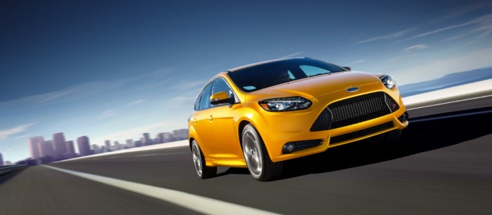 2014 Ford Focus ST Overview