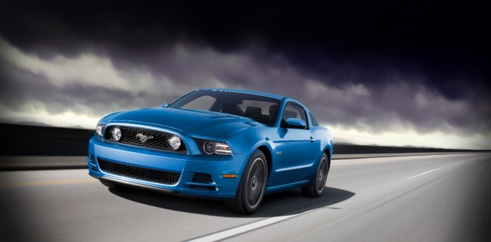 2014 Ford Mustang GT Overview