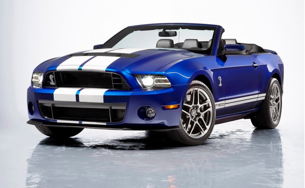 2014 ford mustang shelby gt500 convertible overview the news wheel. Black Bedroom Furniture Sets. Home Design Ideas