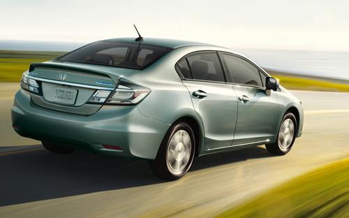 2014 Honda Civic Hybrid Overview