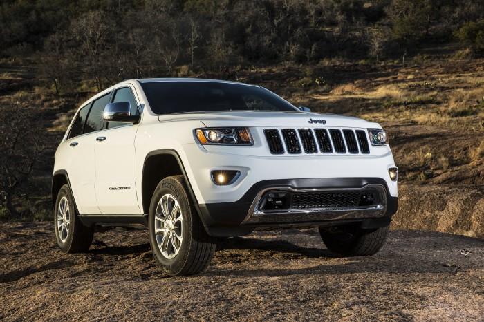 Chrysler Group Vehicles earn Edmunds awards - Grand Cherokee