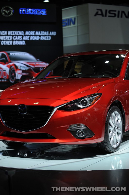Mazda US sales in April