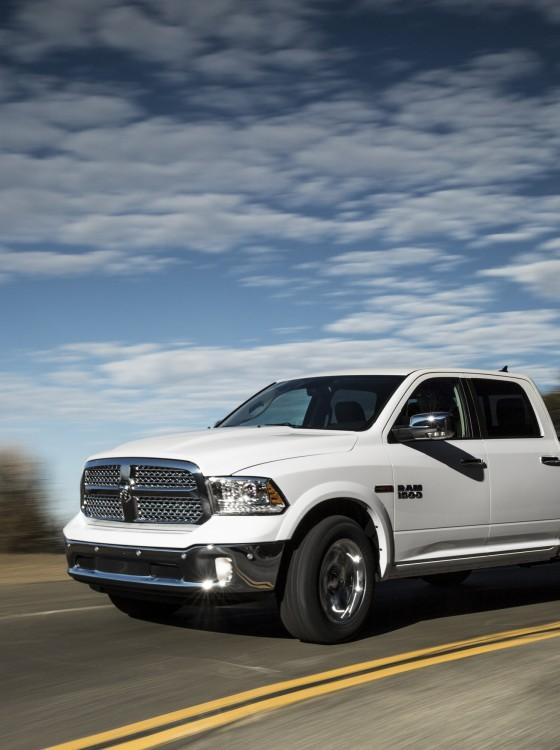 2017 Ram Pickup May Get Aluminum Treatment The News Wheel