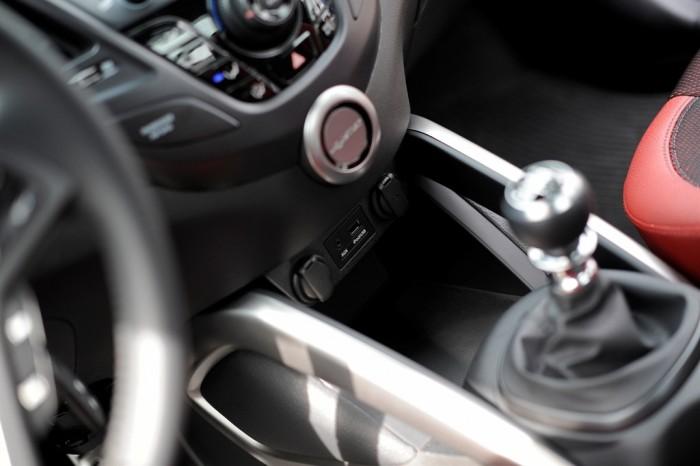 2014 Turbo R-Spec shifter