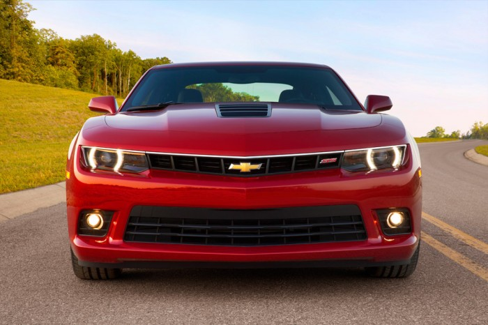 Chevrolet Camaro Chevy Racks Up 2014 Vehicle Satisfaction Awards