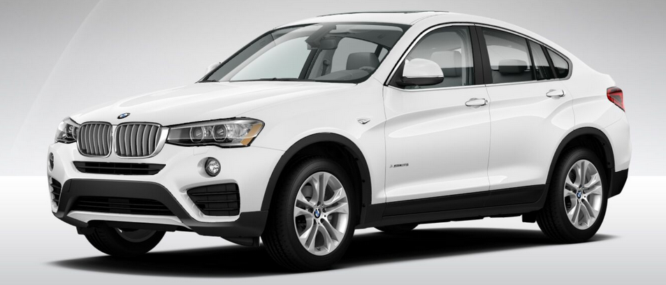 2015 Bmw X4 Xdrive 28i Xline Alpine White The News Wheel