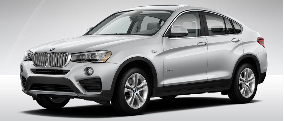 2015 Bmw X4 Xdrive 28i Xline Glacier Silver Metallic The