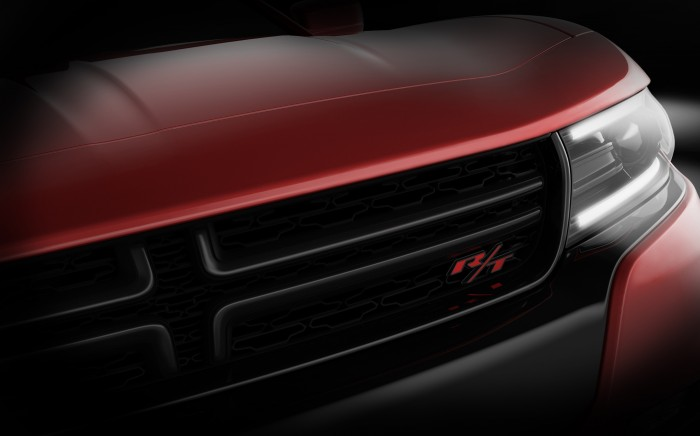 Dodge at the New York Auto Show: Charger