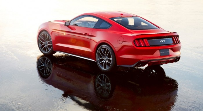 2015 Mustang EcoBoost Will Get 31 MPG Highway