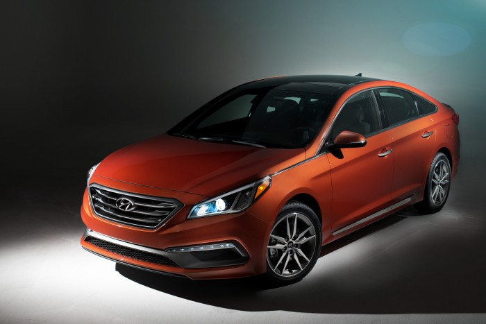 2015 Sonata with Apple CarPlay